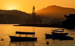 Sunrise na Praça XV -  Rio de Janeiro (mariohowat) Tags: praçaxv amanhecer sunrise nascerdosol riodejaneiro canonm3 brasil brazil