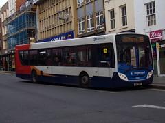 Stagecoach ADL Enviro 300 (Scania K320UB) 28633 KX12 AKP (Alex S. Transport Photography) Tags: bus outdoor road vehicle stagecoach stagecoachmidlandred stagecoachmidlands scania k320ub adlenviro300 enviro300 e300 route88 28633 kx12akp