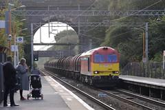 60-040-6E08-Tame-Bridge-9-10-2019 (D1021) Tags: class60 tug supertug 60040 6e08 steel bescot tamebridge walsall westmidlands ews dbs dbschenker nikond700 d700