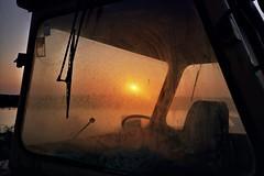 No Goodbye (michel nguie) Tags: sun film portugal window aurora aurore aube volant fuseta michelnguie analog sunrise dawn seaside horizon orange