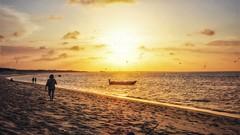 Barra Grande - Sunset (sileneandrade10) Tags: sileneandrade pôrdosol kitesurf bgk barragrande piauí viagem turismo landscape paisagem mar praia água vento esporte ação nikon nikoncoolpixp1000 nikoncorporationcoolpixp1000 hdr photoediting kitesurfzone