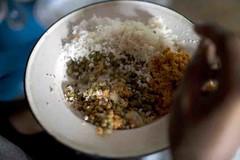 24628_0102 (FAO News) Tags: asiaandthepacific eating foods households india legumes rice telefood awamaduwa srilanka