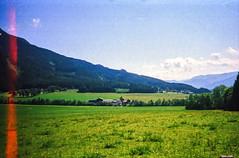 Fields (svnsmts) Tags: 35mm dachstein austria canon a35f kosmofoto kodak portra400 shotonfilm filmphotography analog gosau