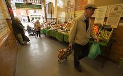 PassingTrade (Tony Tooth) Tags: nikon d7100 sigma 1020mm market stall fruitandveg people pensioners leek staffs staffordshire