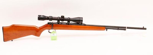 Remington Model 592M Bolt Action Rifle ($644.00)