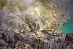 Ijen Crater (tehhanlin) Tags: tehhanlin indonesia ngc sony a7rm4 a7rmiv landscape landscapes travel ijen kawah crater miners asia jawa banyuwangi places travels kawahijen ijencrater