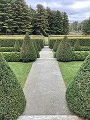 Gardens at The Mount (tmvissers) Tags: themount lenox ma mass massachusetts garden gardens formal house path edith wharton berkshires