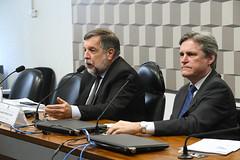 CCT - Comissão de Ciência, Tecnologia, Inovação, Comunicação e Informática (Senado Federal) Tags: açãocivilpública cct divulgação fakenews pls2462018 reuniãodeliberativa senadordáriobergermdbsc senadorflávioarnsredepr brasília df brasil