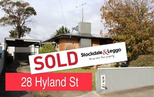28 Hyland Street, 20 Butters Street & 61 Hourigan Road, Morwell VIC 3840