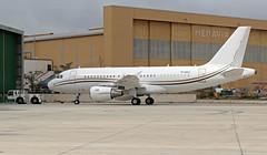 T7-ACJ LMML 09-10-2019 Comlux Aviation Malta Airbus A319-115(CJ) CN 3513 (Burmarrad (Mark) Camenzuli Thank you for the 21.8) Tags: t7acj lmml 09102019 comlux aviation malta airbus a319115cj cn 3513