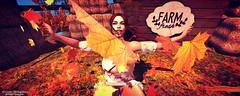 Autumn Fun (Irrlicht Photography by Sami Palletier) Tags: jessposes
