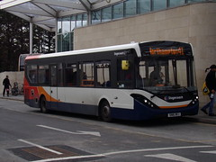 Stagecoach ADL Enviro 200 MMC 37439 SN16 ORJ (Alex S. Transport Photography) Tags: bus outdoor road vehicle stagecoach adlenviro200mmc enviro200mmc e200mmc adldartslf4 route41 37439 sn16orj stagecoacheast stagecoachcambus