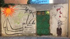 Setembre19 RSA036. (Joanbrebo) Tags: pintadas grafitis murales murals streetart iphone365 iphonex españa larioja santodomingodelacalzada