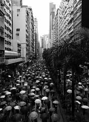 香港人真係好硬頸…… 191006 (hugo poon - one day in my life) Tags: phone lgv20 hongkong people 2019 march protest umbrella hennessyroad wanchai extraditionlaw crowd happyplanet asiafavorites