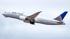 Boeing 787-8 Dreamliner N26902 United Airlines (William Musculus) Tags: london heathrow lhr egll airport aviation plane airplane spotting n26902 united airlines boeing 7878 dreamliner ua ual
