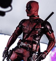 Deadpool 1/6 (YourOrdinaryChairMan) Tags: deadpool marvel hottoys 16scalefigure 16