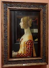 """Portrait de Giovanna Tornabuoni"", 1488, Domenico Ghirlandaio (1449-1494), Musée Thyssen-Bornemisza, paseo del Prado, Madrid, Castille, Espagne (byb64) Tags: madrid мадрид испания кастилия castille vieillecastille castilla castillalavieja eu europe europa европа espagne espana espanha spain spagna spanien ue museothyssenbornemisza muséethyssenbornemisza thyssen thyssenbornemisza musée museum museo музей музейтиссенаборнемисы renaissance renacimiento rinascimento xve 15th portrait poträt retrato ritratto profil perfil giovannatornabuoni ghirlandaio domenicoghirlandaio"