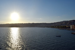 Sunset Naples (m9mii13z) Tags: naples ナポリ italy イタリア
