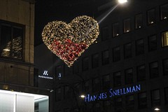 Heart in Stockholm, Sweden 26/12 2017. (photoola) Tags: stockholm hjã¤rta hjärta heart photoola sweden