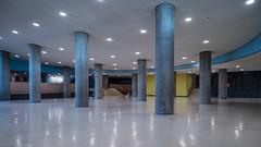 Interior (katrin glaesmann) Tags: kongresshalle berlin tiergarten hausderkulturenderwelthkw hughstubbins 19561957 schwangereauster moderne modernarchitecture architecture stairs