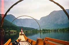Ferry (svnsmts) Tags: 35mm dachstein austria canon a35f kosmofoto kodak portra400 shotonfilm filmphotography analog gosau