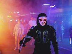 Anarch-case Scare Actor 2 at Universal Orlando's Halloween Horror Nights 2019 (hernandez.philip) Tags: halloweenhorrornights halloween hauntedhouses hauntedattraction makeup costume orlando florida