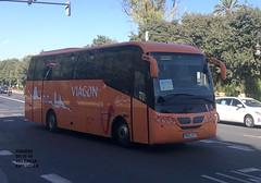 Iveco Farebus Seneca - Viagon (emilijoan_2) Tags: autobus fotobusvalencia busfan instabus busspotter autocar minibus transport transporte people city travel
