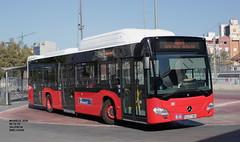 Mercedes Benz Citaro C2 NGT - Monbus 3036 (emilijoan_2) Tags: autobus fotobusvalencia busfan instabus busspotter autocar minibus transport transporte people city travel