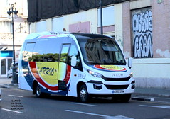 Iveco Unvi Compa - Carrió JSM (emilijoan_2) Tags: autobus fotobusvalencia busfan instabus busspotter autocar minibus transport transporte people city travel