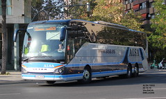 Setra S519HD - ALSA 10052 (emilijoan_2) Tags: autobus fotobusvalencia busfan instabus busspotter autocar minibus transport transporte people city travel