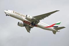 Emirates Boeing 777-200 A6-EWA (Rob390029) Tags: emirates boeing 777200 a6ewa 777 newcastle airport ncl egnt