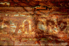 License Expired (Timor Kodal) Tags: rust decay verfall lost abandoned verwitterung orange rost iron oxidation