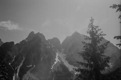 Mountains (svnsmts) Tags: 35mm dachstein austria canon a35f kosmofoto kodak portra400 shotonfilm filmphotography analog gosau