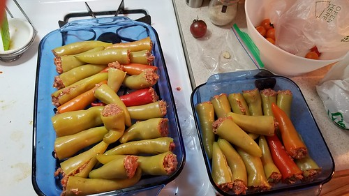 Banana Peppers image
