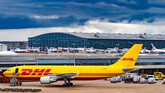 Airbus A300B4-622R(F) D-AEAH EAT Leipzig (William Musculus) Tags: london heathrow lhr egll airport aviation plane airplane spotting daeah eat leipzig airbus a300b4622rf a300300f a300600rf a300f dhl bcs qy