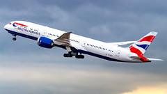 Boeing 787-9 Dreamliner G-ZBKC British Airways (William Musculus) Tags: london heathrow lhr egll airport aviation plane airplane spotting gzbkc british airways boeing 7879 dreamliner ba baw