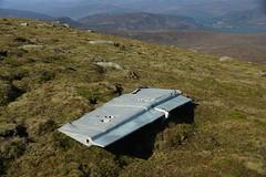 Horizontal Stabliser (steve_whitmarsh) Tags: aberdeenshire scotland scottishhighlands highlands cairngorms wing tsagairtmor mountain hills landscape nature topic