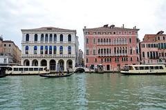 Buildings On The Grand Canal (Joe Shlabotnik) Tags: italia grandcanal 2019 italy canal venice april2019 venezia afsdxvrzoomnikkor18105mmf3556ged