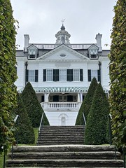 The Mount, Lenox MA (tmvissers) Tags: themount lenox ma mass massachusetts garden gardens formal house path edith wharton berkshires
