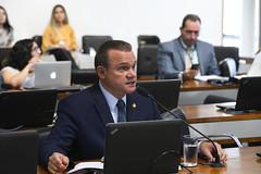 CCT - Comissão de Ciência, Tecnologia, Inovação, Comunicação e Informática (Senado Federal) Tags: açãocivilpública cct divulgação fakenews pls2462018 reuniãodeliberativa senadorwellingtonfagundesplmt brasília df brasil