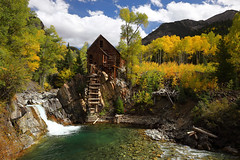 Canon EOS R and RF 15-35mm Lens Visit Historic Crystal Mill, Marble, Colorado (Bryan Carnathan) Tags: crystalmill mill crystalcity marble colorado co fallfoliage fall historic