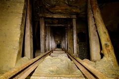 (Sam Tait) Tags: great big cwmystwyth lead mine derelict abandoned industrial industry wales underground mining exploring skip skipway
