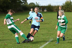 27 (Dale James Photo's) Tags: buckingham athletic football club ladies versus wantage town fc womens thames valley counties league division one moretonville sunday 6th october 2019 non