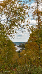 Gooseberry Falls State Park (Lzzy Anderson) Tags: gooseberryfallsstatepark gooseberryfalls northshore upnorth minnesota 2019 october autumn changingleaves leafchange peak peakweekend