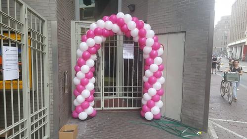 Ballonboog 6m Pathe de Munt Amsterdam