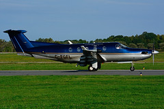C-FGFL (Chrono Aviation) (Steelhead 2010) Tags: chronoaviation pilatus pc12 yhm creg cfgfl