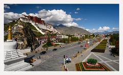 The Place of Gods (www.halkaphoto.com) Tags: asia china tibet lhasa potalapalace dalailama tibetanbuddhism buddhism buddhist buddha religion religious faith belief philosophy palace nikon z7 z2470mmf28s ལྷ་ས་གྲོང་ཁྱེར། བོད་