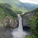 San Rafael waterfall, Coca Cayambe Ecological Reserve, Ecuador