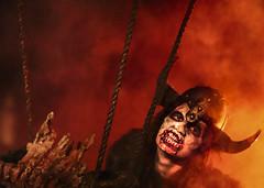 Vikings Undead Scare Zone at Universal Orlando's Halloween Horror Nights 2019 (hernandez.philip) Tags: halloweenhorrornights halloween hauntedhouses hauntedattraction makeup costume orlando florida