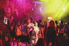 Scare Actor 2 in Rob Zombie Hellbilly Deluxe Scare Zone at Universal Orlando's Halloween Horror Nights 2019 (hernandez.philip) Tags: halloweenhorrornights halloween hauntedhouses hauntedattraction makeup costume orlando florida